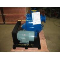 self priming electric motor pump 4