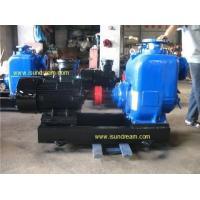 self priming electric motor pump 1