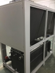 air cooled scroll chiller 13500Btu air cooling chiller with 2 compressors