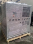 air cooled scroll chiller 35TR scroll compressor chiller for welding machine