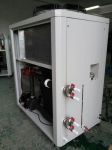 air cooled scroll chiller 12Ton air cooled chillers for Wire Cutting machine