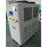 air cooled scroll chiller Air and water cooled Portable water chiller unit