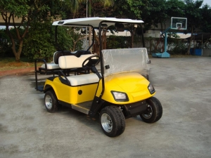China Electric 4 seater car wit on sale