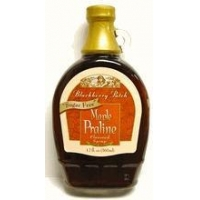 Maple Praline Sugar Free Syrup, 12 oz By Blackberry Patch