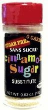 China Sans Sucre Cinnamon Sugar Substitute Sugar Free .63 oz, Splenda Sweetened on sale