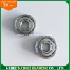 China Stainless Steel Bearing 608ZZ for sale