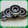 China High Performance Skateboard Bearing 608ZZ for sale