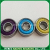 China High Performance Sliding window bearing 608ZZ for sale