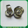 China Miniature sliding window ball bearing for sale