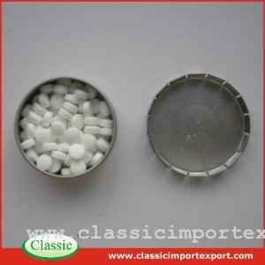 China Sugar Free Small Breath Mints in tin box Oem on sale