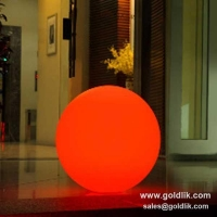 Floating LED Pool Ball With LED Music Function