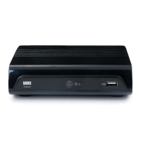 HD Freeview Set Top Box DVB400