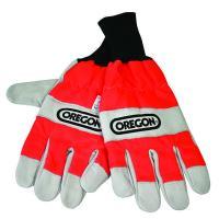 Oregon 91305M Chainsaw Gloves - Size Medium