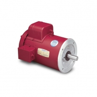 Electric Motors LEESON Electric Motor - 1 1/2 HP - 1725 RPM - 115-208/230V - Farm Duty AC
