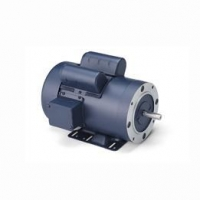 Electric Motors LEESON Electric Motor - 2 HP - 1740 RPM - 115-208/230V - Single Phase AC