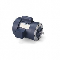 Electric Motors LEESON Electric Motor - 1/2 HP - 1725 RPM - 115-208/230V - Single Phase AC