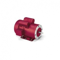 Electric Motors LEESON Electric Motor - 1 HP - 1725 RPM - 115-208/230V - Farm Duty AC