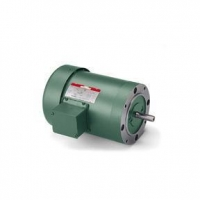Electric Motors LEESON Electric Motor - 2 HP - 1745 RPM - 230/460V - 3 Phase AC