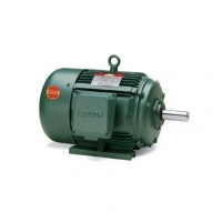 Electric Motors LEESON Electric Motor - 1 HP - 1725 RPM - 230/460V - 3 Phase AC