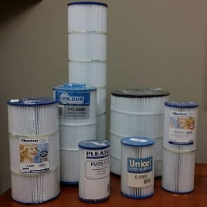 China Replacement Pool Filter Cartridges for Swimming Pools & Spas on sale