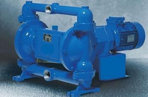 China Air Operated Double Diaphragm Pumps Electro Mechanical Double Diaphragm Pumps on sale