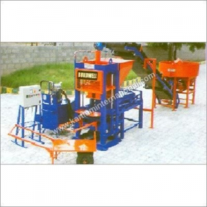 China Fly Ash Bricks Making Semi Automatic Plant on sale