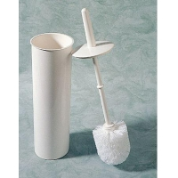 China Cleaning accessories SA-101W TOILET BRUSH WITH HOLDER (WHITE) on sale