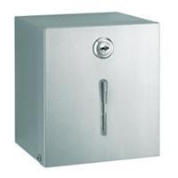 Paper dispenser AK-502S/B Mini fold towel dispenser