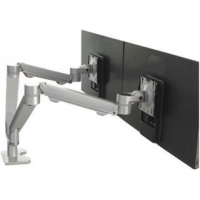 China Workrite Willow Dual-Wide Monitor Arm on sale