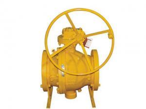 China trunnion ball valve design 2PC Trunnion Ball Valve on sale