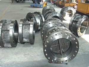 China types of check valves Flange Type Check Valve on sale