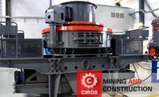 China Crushing Equipment B Series Deep Rotor VSI Crusher on sale