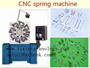 China Spring Machine CNC Spring Coiling Machine on sale