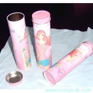 China custom printed tin box/tinplate cans on sale