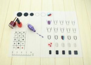 China Manufacturers Best Gel Silicone Nail Stamping Matt Toenail Art Images Designs Kits on sale