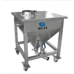China Stainless Steel Mobile Bin on sale