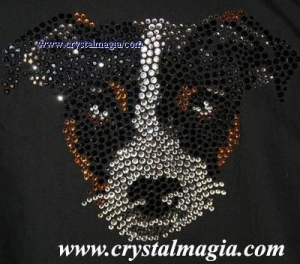 China CMF-1476heat transfer motif for garment decoration on sale