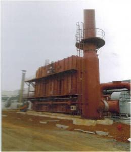 China Organic waste incinerator on sale