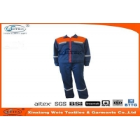 Safety clothing 2016 High performance comfortable FR coverall for oil-proof and gas-proof