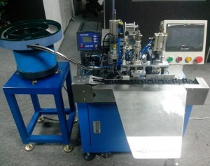 China Wire Processing Machine USB Wire Solder on sale