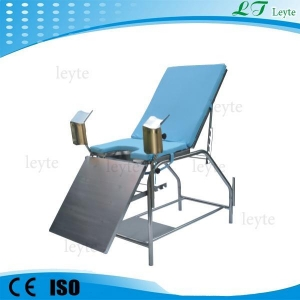 China KA135 stainless hospital gynecology bed for sale on sale