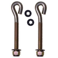 """Eye Bolt with Nuts 1/2 x 6"""" - Replaces Boss HDW01744"""