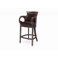 Jockey Club Swivel Bar Stool 115-30Jockey Club Swivel Bar Stool