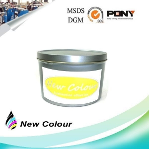 China Sublimation Ink Yellow on sale