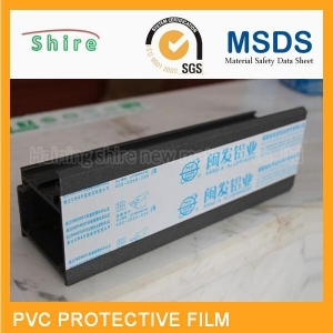 China Surface Protective Foil For Upvc Window on sale