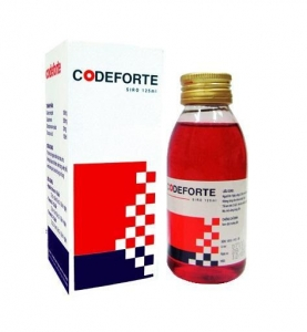 China Export Drugs Codeforte syrup on sale