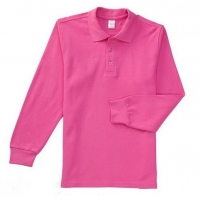 Kids Polo shirt Mens long sleeve polo shirt 1100009