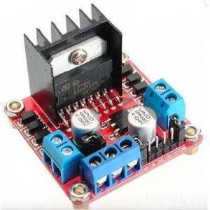China L298N Dual H Bridge Stepper Motor Driver Board For Arduino on sale
