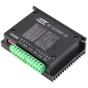 China CNC Single Axis TB6600 0.2-5A Two Phase Hybrid Stepper Motor Driver Controller on sale