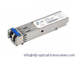 China 1.25G CWDM SFP Transceiver 1290nm LC Connector, Juniper SFP-1GE-LH, CWDM supplier on sale